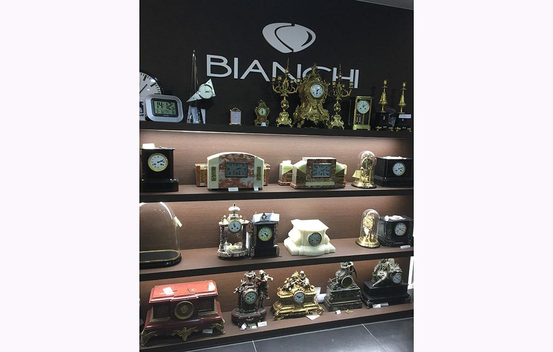 Bianchi: un atelier familial perpétuant un savoir-faire unique