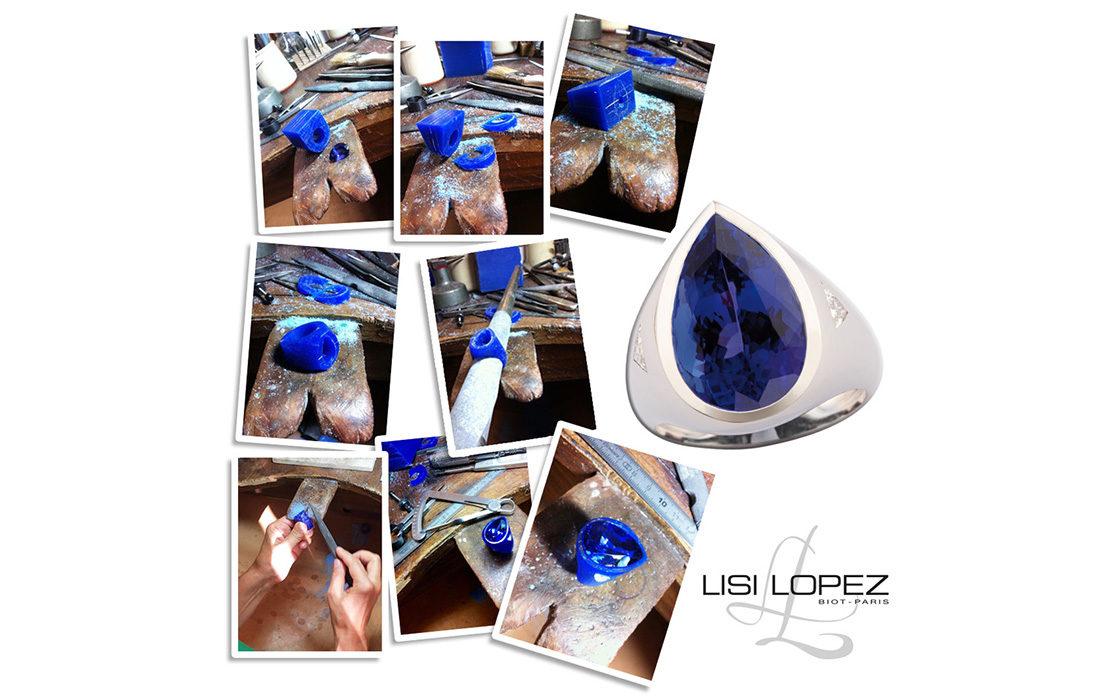 Lisi Lopez, la magicienne de vos rêves joailliers