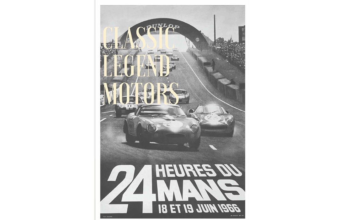 Classic Legend Motors:le mythe du rider