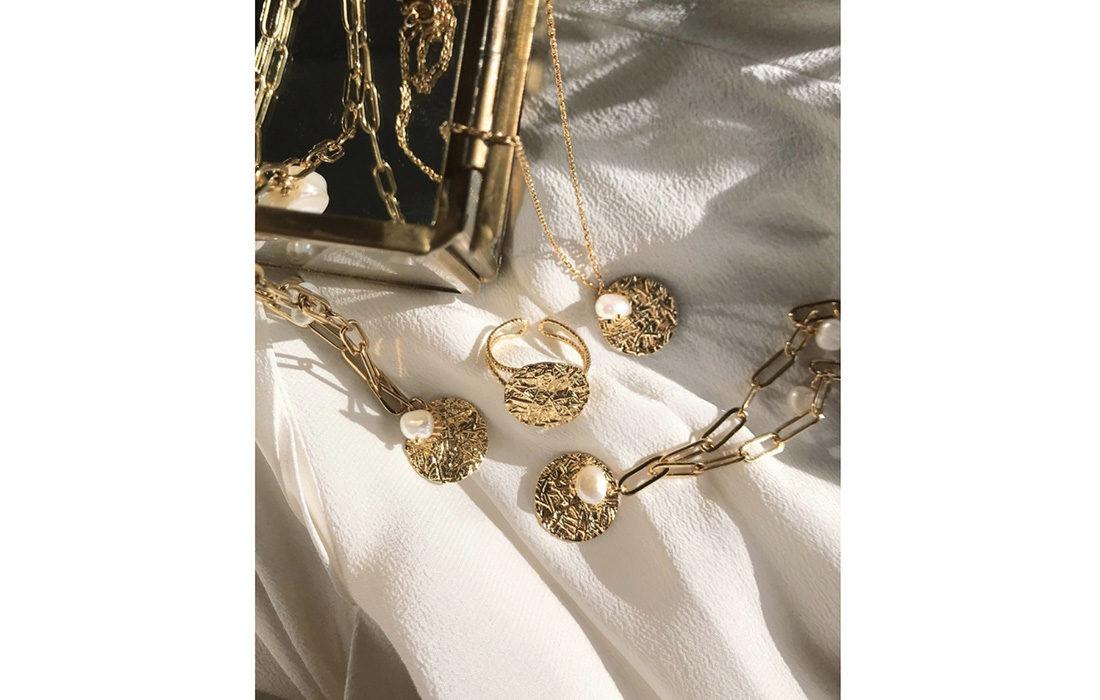Les bijoux Nilaï: à la rencontre de la lune du Nil