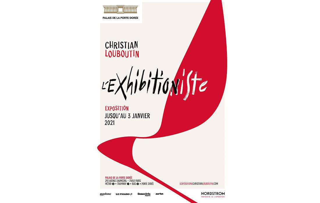 L'Exhibition(niste): une exposition vertigineuse de Louboutin!