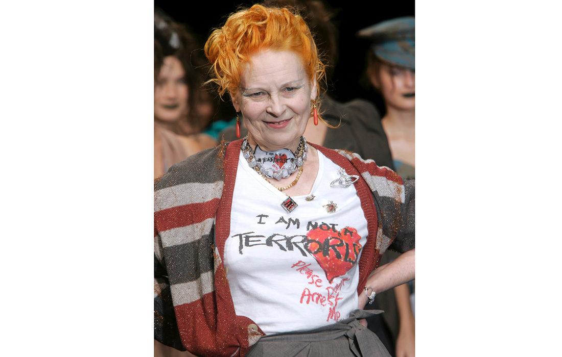 Décrochage de l'exposition Vivienne Westwood à Lyon