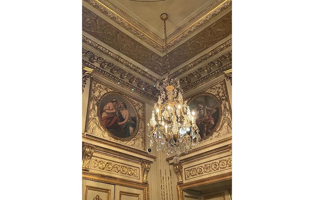 La maison Chaumet dévoile son exposition Joséphine et Napoléon