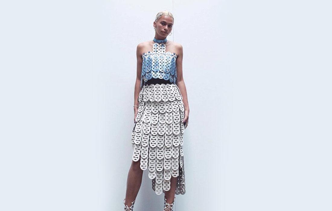 Aurélie Fontan, une créatrice de mode «sustainable & biodesign»