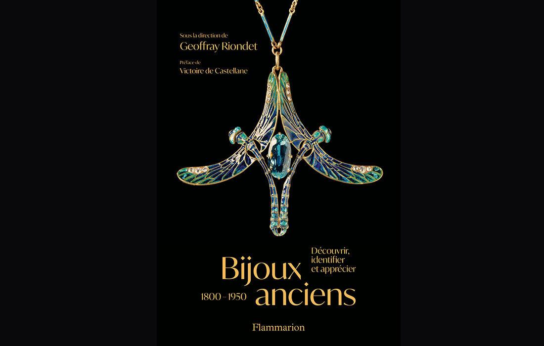 Nouvel ouvrage : Bijoux Anciens (1800-1850)
