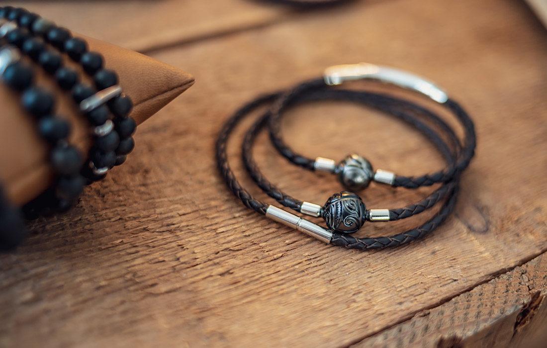 IKOBA: le rituel du bijou pour homme