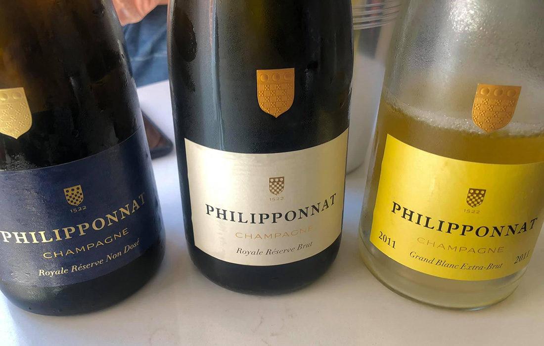 Le Champagne Philipponnataux précieuses saveurs