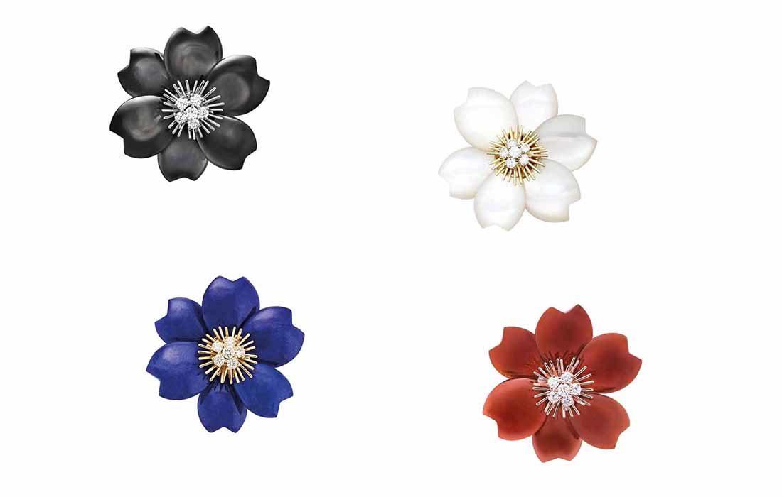 Exposition Florae de Mika Ninagawa pour Van Cleef & Arpels