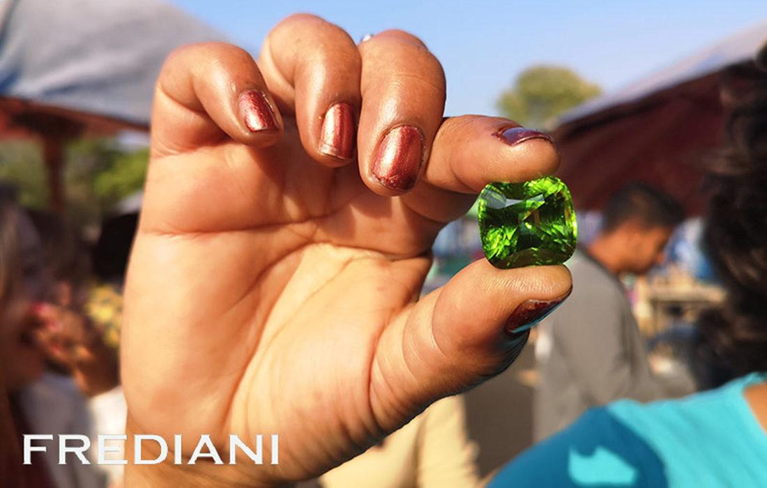 Frediani: un voyage au cœur des gemmes